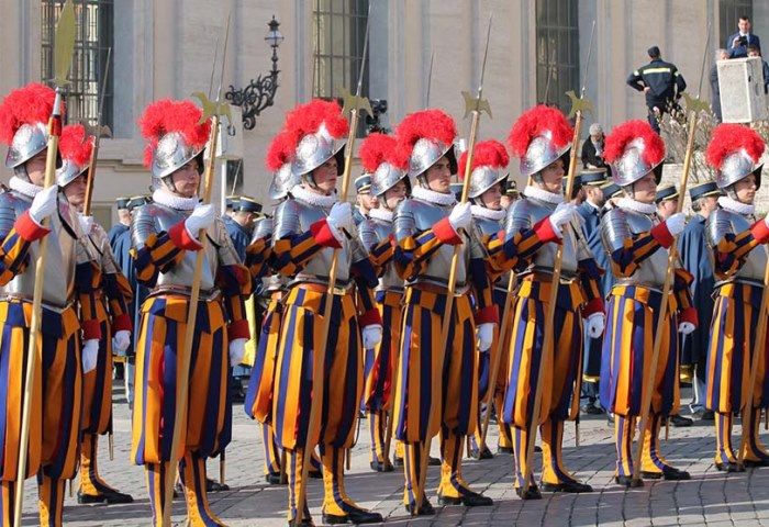 Швейцарська гвардія