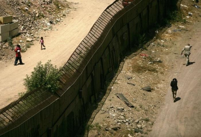 Мексика США стіна